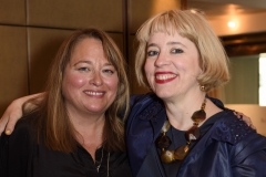 Beatie Edney & Carol Morely 2015