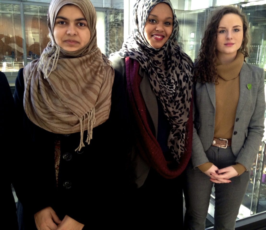 Girls Mentoring Program 2013