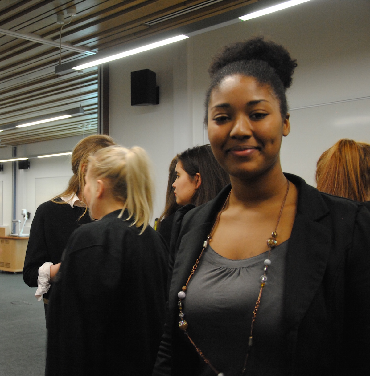 VOW TALKS at Westminster University, London 2013
