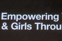 EMPOWERING WOMEN & GIRLS THROUGH FILM