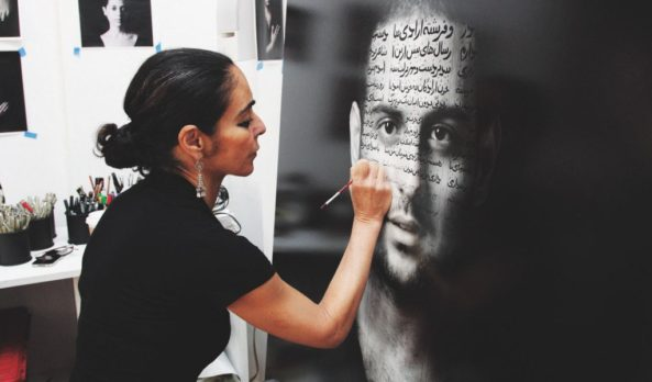 AN EVENING WITH SHIRIN NESHAT – 4:25PM – 8PM – NOV 4TH, 2017