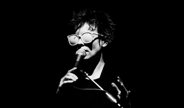 LAURIE ANDERSON | SINGER-SONGWRITER