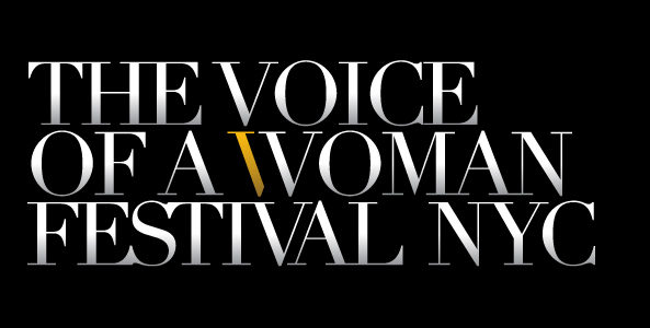 THE VOICE OF A WOMAN FESTIVAL NEW YORK