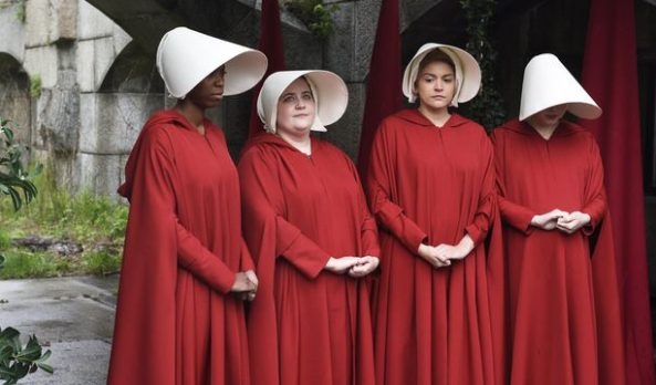 """""""THE HANDMAIDS TALE"""" ::: M. ATWOOD"""