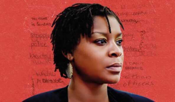 """SAY HER NAME: THE SANDRA BLAND STORY"""